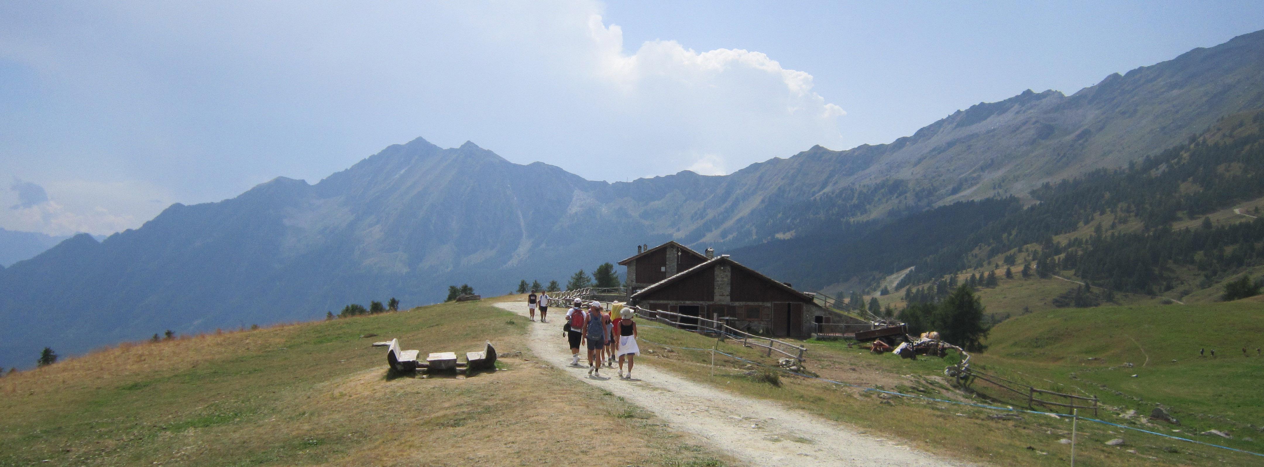 Vacanze in montagna